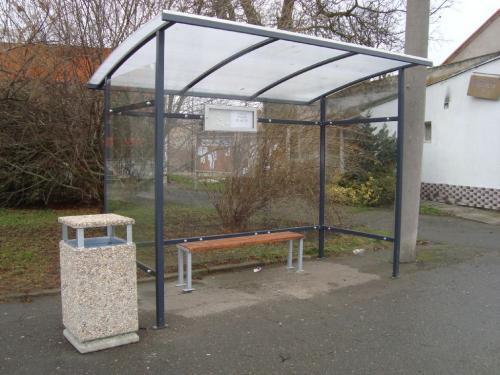 Výměna autobusových zastávek