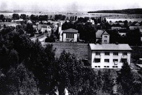 Pohled načást obce