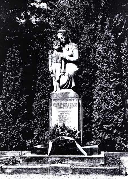 Pomník padlým ve2. světové válce