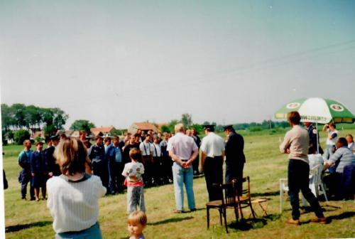Letní okrsková hasičská soutěž Všejany 1999
