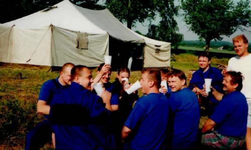 Okrsková soutěž naVlkavě 20032